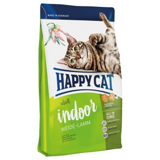 4kg Indoor Adult Lam Happy Cat Kattenvoer