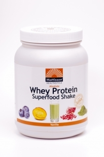 Absolute Whey Protein Superfood Shake vanille
