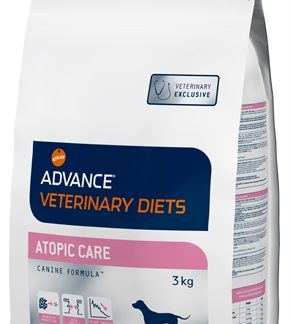 Advance Hond Veterinary Diet Atopic Care 3 Kg