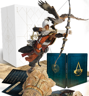 Assassin's Creed® Origins - Dawn of the Creed Collector's Case