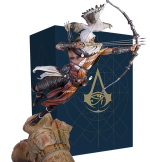 Assassin's Creed® Origins - Dawn of the Creed Collector's Case - Legendary Edition