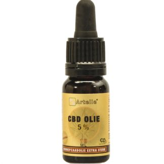 CBD Olie forte 5% CO2