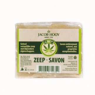 CBD zeep - 120ml Jacob Hooy