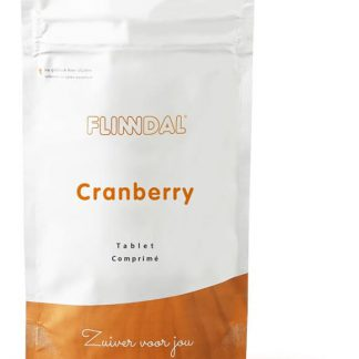 Cranberry 90 tabletten - 90 Tabletten - Flinndal