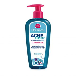 Dermacol Acneclear Make-Up Removal And Cleansing Gel - 10% code SUMMER10 - Remover Acne&Puistjes