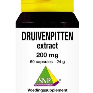 Druivenpitten extract 200 mg