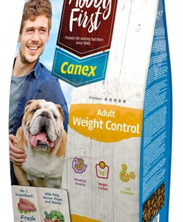 Hobbyfirst canex adult weight control