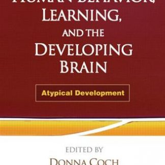 Human behavior learning and the developing brain atypical development