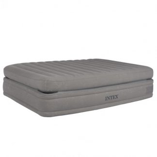 Intex 64446 Queen Prime Comfort Elevated Luchtbed 203x152x51cm