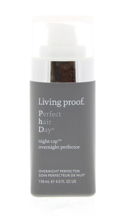 Living Proof Perfect Hair Day Night Cap Overnight Perfector Leave-in Alle Haartypen 118ml
