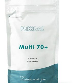 Multi 70+ 90 tabletten met herhaalgemak - 90 Tabletten - Flinndal