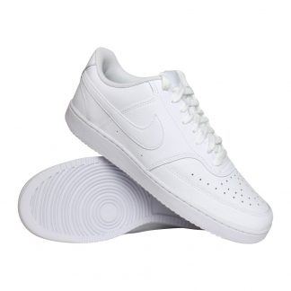 Nike Court Vision Lo sneakers heren wit