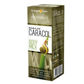 Orange Care Baba de Caracol bodymilk