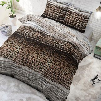 Panther Style Taupe Taupe 140 x 220