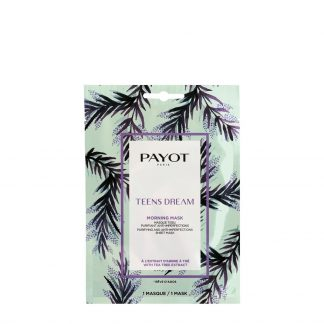 Payot Morning Mask Teens Dream purifying 1 Pcs - 10% code SUMMER10 - Morning Masks Acne&Puistjes