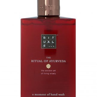Rituals Ayurveda A Moment Of Hand Wash Indian Rose&Sweet Almond Oil 300 Ml - 10% code SUMMER10 - Zeep