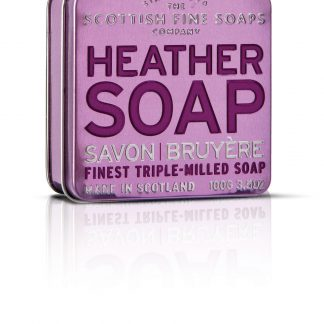 Scottish Fine Soaps Scottish Heather Soap Zeep 100gr