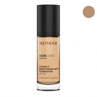 Skeyndor Vitamin C Brightening Matte Foundation 03 - 10% code SUMMER10 - Make-up