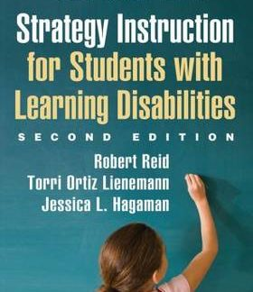 Strategy Instruction for Students With Learning Disabilities