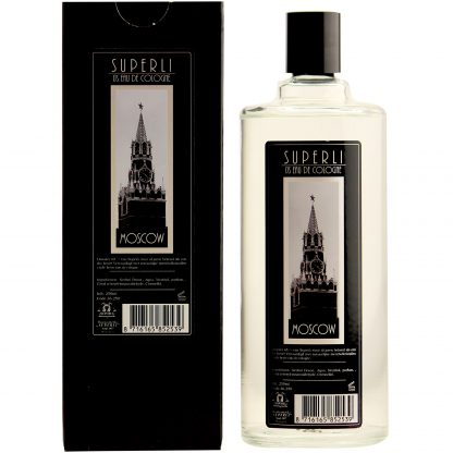Superli - Moscow - IJswater Eau de Cologne - 500 ml