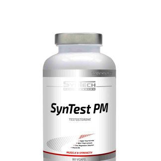 SynTech Muscle&Strength SynTest PM Capsules 90Stuks