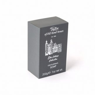 Taylor of Old Bond Street Bathsoap Gentleman's Soap Zeep Eton College Collection 200gr