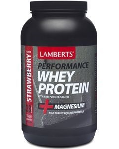 Whey Protein Strawberry (Performance)