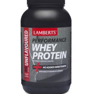 Whey Protein Unflavoured (Performance)